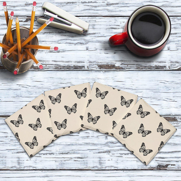 Butterflies |Drink Coaster Set