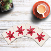 Lily |Drink Coaster Set