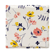 Floral Pattern |Drink Coaster Set