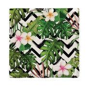 Palms & Hibiscus |Drink Coaster Set