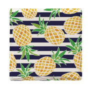 Pineapple Pattern | Drink Coaster Set