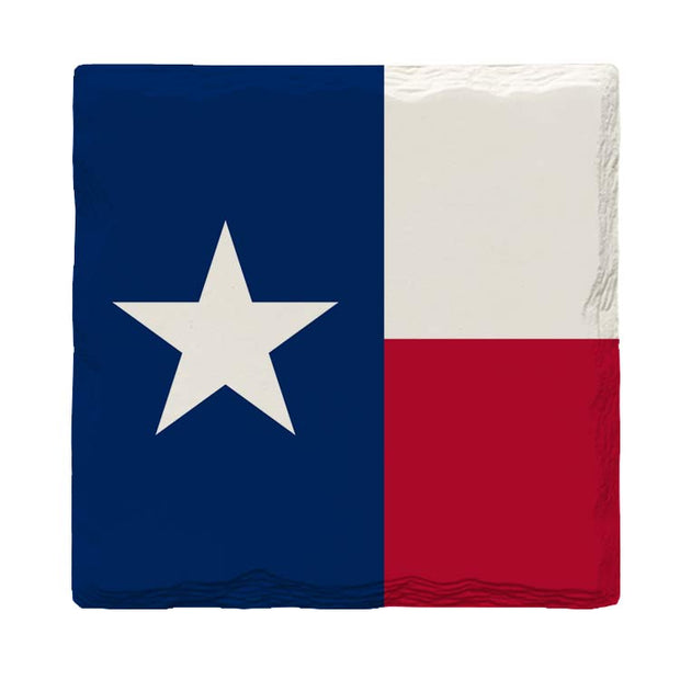 Texas State Flag | Drink Coaster Set