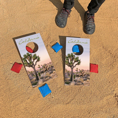 California Joshua Tree | Fun Size Mini Cornhole Game