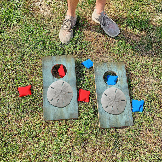 Sand Dollar | Fun Size Mini Cornhole Game