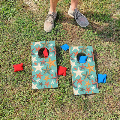 Starfish | Fun Size Mini Cornhole Game