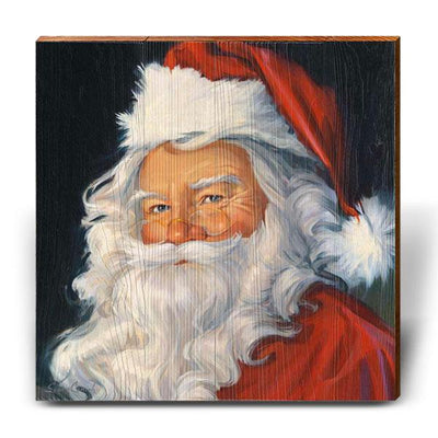 "Susan Comish ""Santa Claus""-Mill Wood Art"