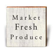 Market Fresh Produce