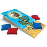 POP! Collection Cactus Fun Size Cornhole Set-Mill Wood Art