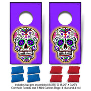 POP! Collection Calavera Skull Fun Size Cornhole Set