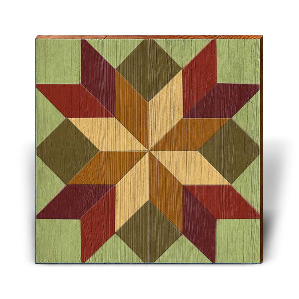 Autumn Dreams Barn Quilt-Mill Wood Art
