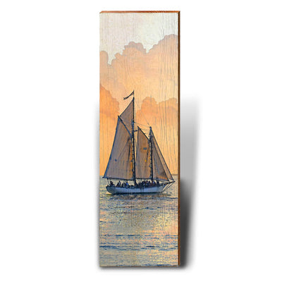 Schooner the Better-Mill Wood Art