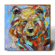 Karen Tarlton Colorscape Bear