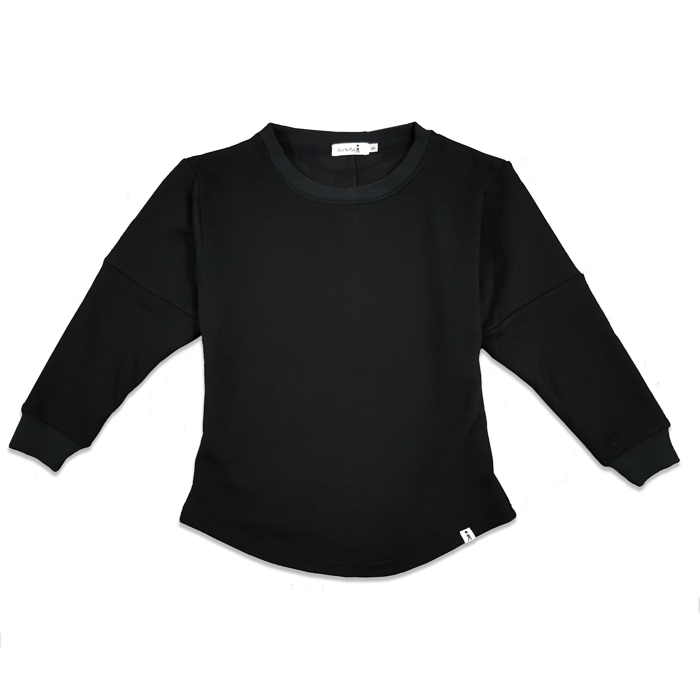 Kids Longline Supersoft Sweatshirt