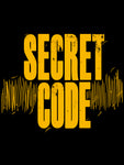 Kids Secret Code Yellow Letters T-Shirt