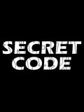 Men's Secret Code White Tech Letters T-Shirt