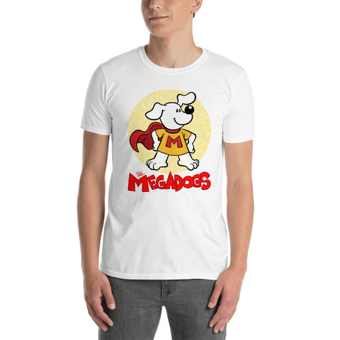 Men Megadogs Michelob Short-Sleeve Unisex T-Shirt