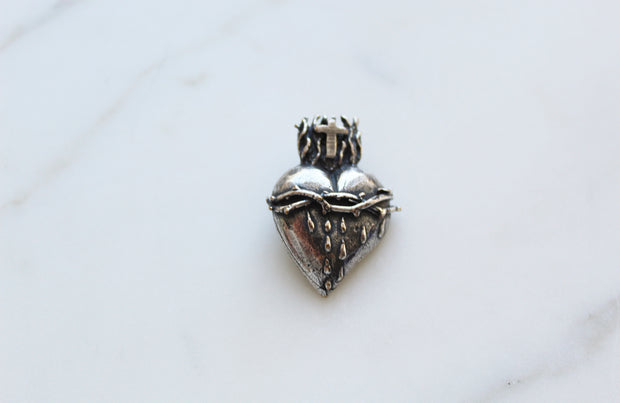 Sacred Heart of Jesus Pendant