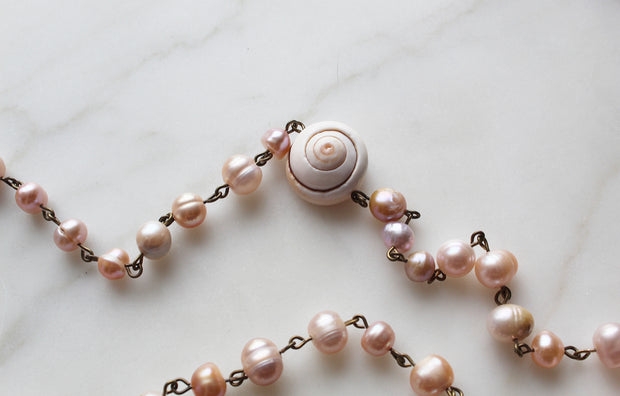 Pearl Rosary