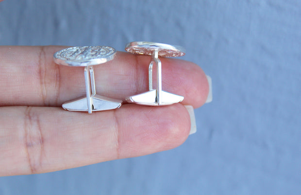 St. Benedict Cuff Links