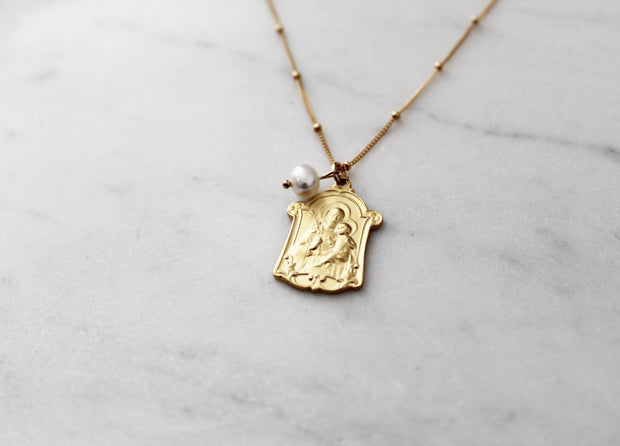 Saint Joseph Necklace