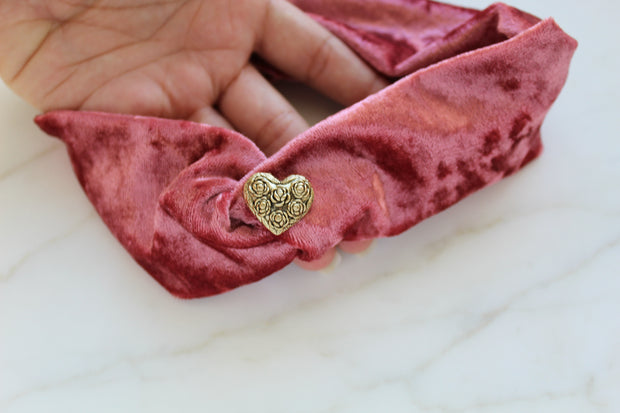 Rose Ever Blooming Turban