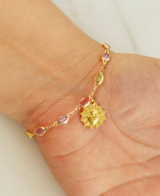 *NEW* Sacred Heart Bracelet
