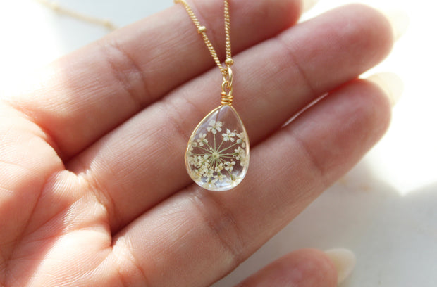 Little Flowers Necklace