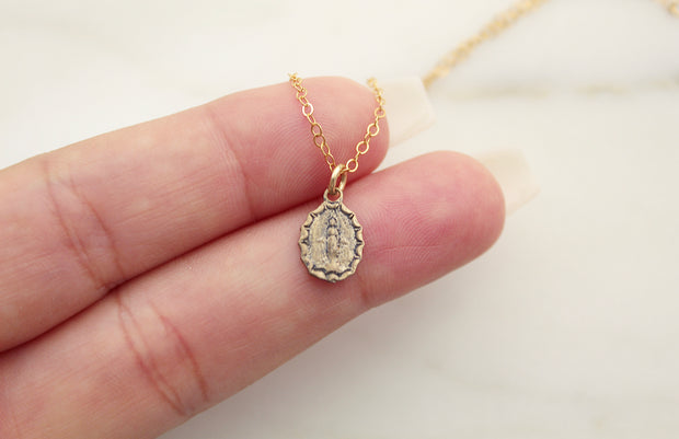 Miraculous Medal Necklace #7
