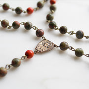 Sacred Heart of Jesus rosary #11
