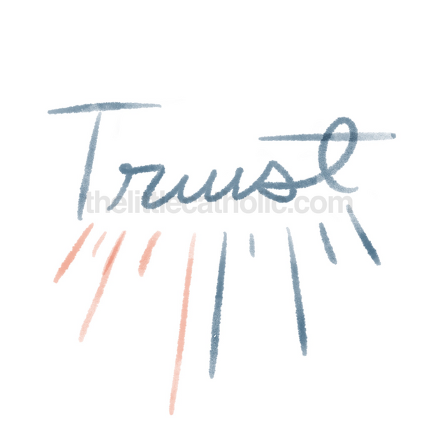 Trust - Divine Mercy *Digital Download*