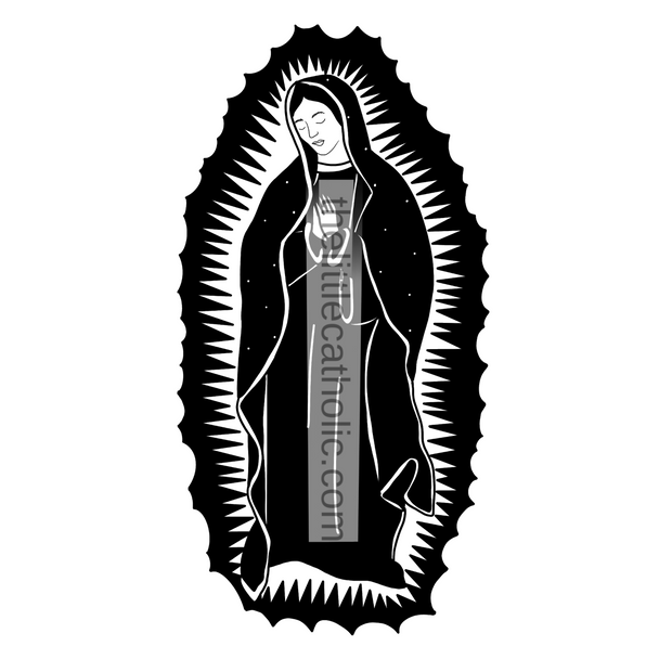 Our Lady of Guadalupe *Digital Download*
