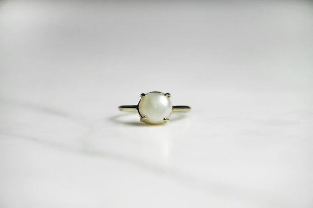 Classic Pearl Ring