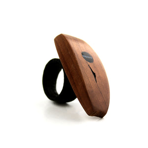 Ad Idem - Keyed Cherry Ring