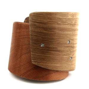 Dots Cuff - Three Scatter