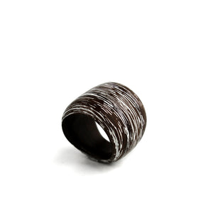Ad Idem - Small Streaked Ring