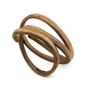 Organic Coil Narrow - Oak