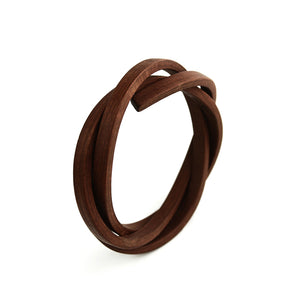 Trefoil Not Bracelet - Cherry