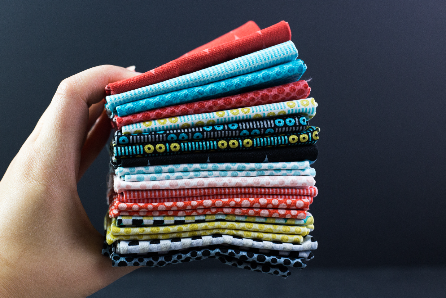 Circular Logic Fabric Bundle