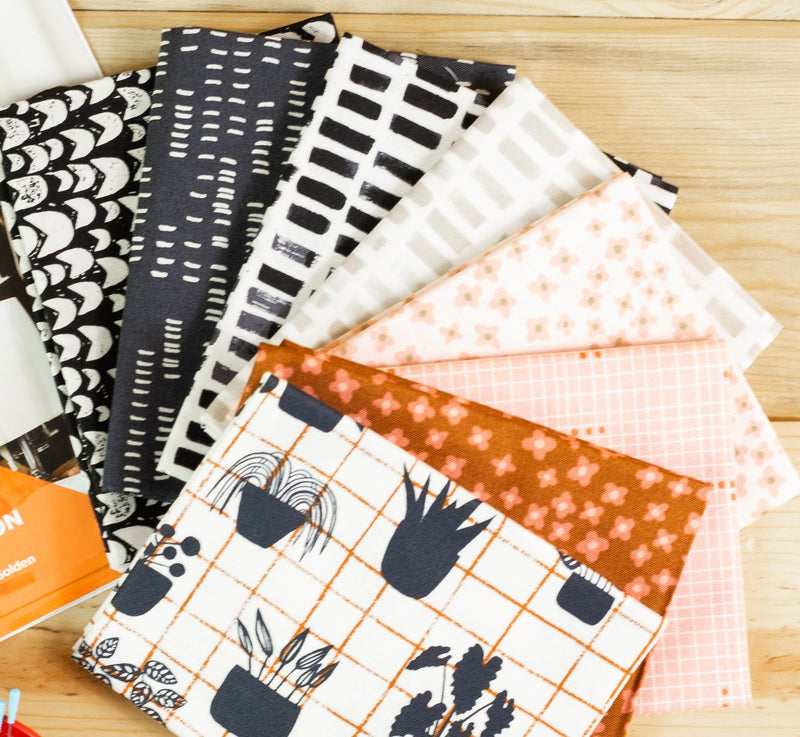 Home Fabric Bundle by Sarah Golden