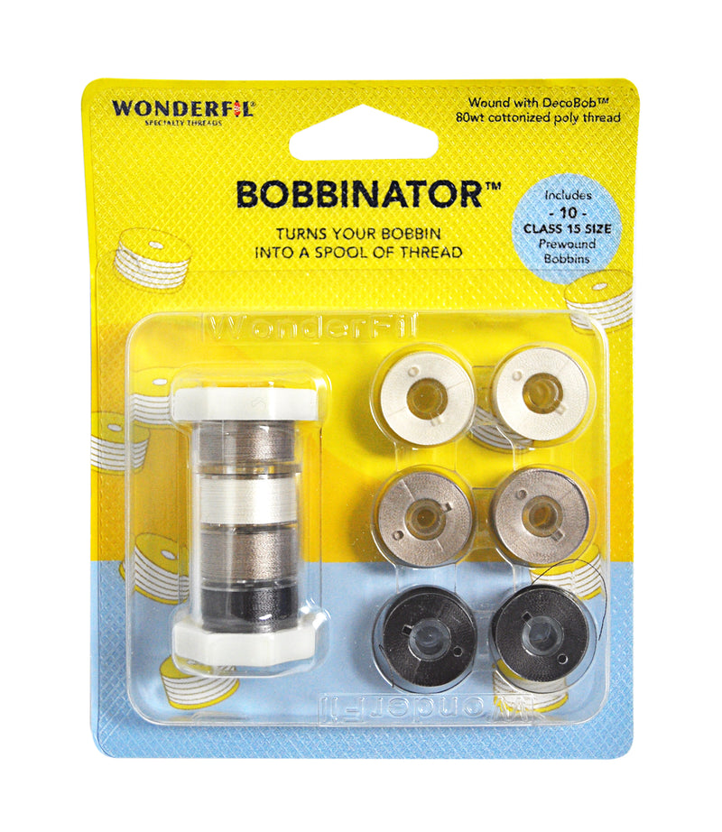 Bobbinator by Wonderfil