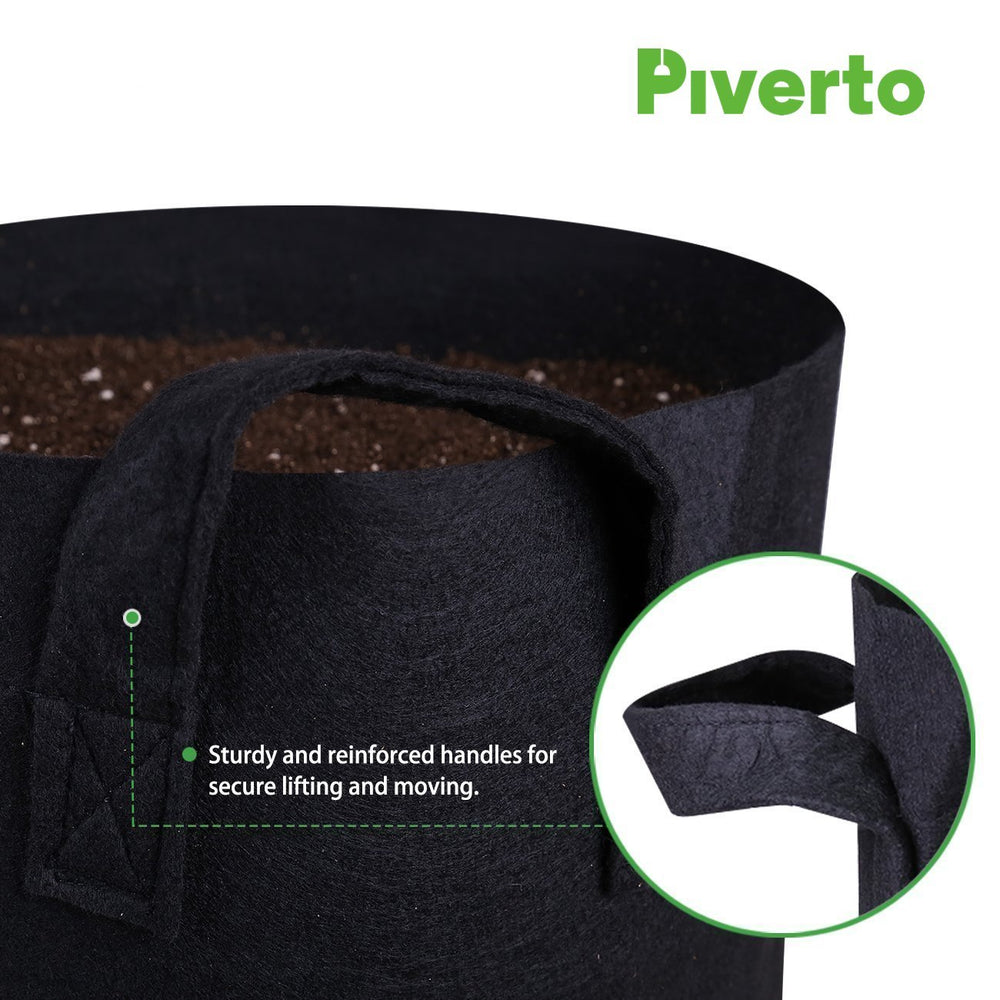 Grow Bags - Piverto