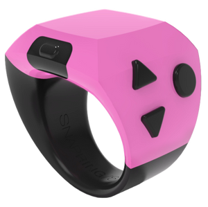 Snapring, Bluetooth Camera Shutter Remote Control, Snap Ring, Snap-ring, iPhone camera controller, Wearable camera controller, Ring Camera, Camera controller ring, Decorative iPhone controller, pink snapring, Social media controller, Intstagram remote, Phone app controller