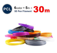 30m PCL Filament for SMARTSY 3D Printing Pens