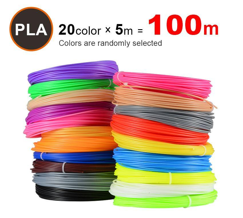 100m PLA Filament for SMARTSY 3D Printing Pens