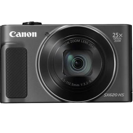 Canon - PowerShot SX620 HS 20.2-Megapixel Digital Camera