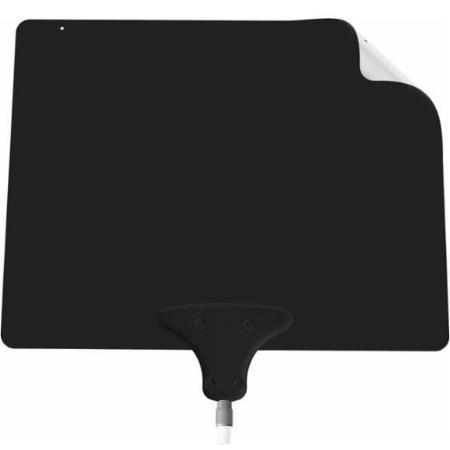 Mohu - Leaf 30 Indoor HDTV Antenna - Black/White - Yame Tools