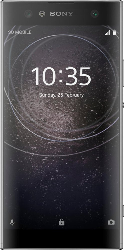 Sony - Xperia XA2 Ultra 4G LTE with 32GB Memory Cell Phone (Unlocked) - Black