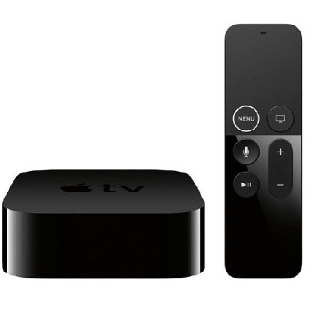 Apple - Apple TV 4K - 32GB (latest model) - Black