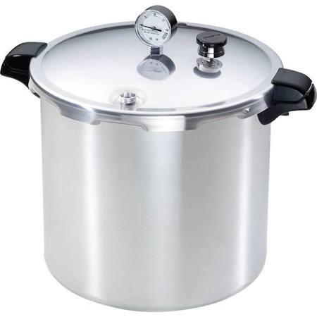 Presto Aluminum 23-Quart Pressure Canner and Cooker - Yame Tools