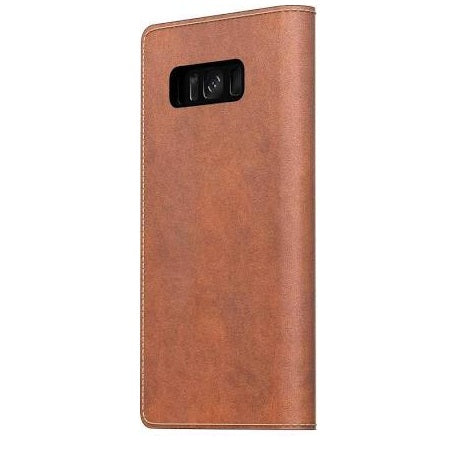 Nomad - Folio Case for Samsung Galaxy Note8 - Brown